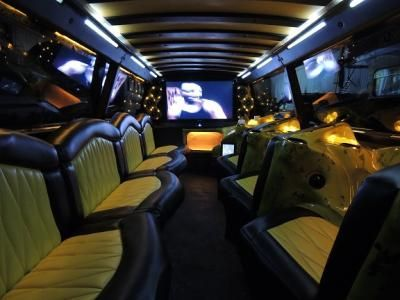oakville wedding limo