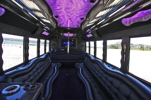 oakville party bus rentals