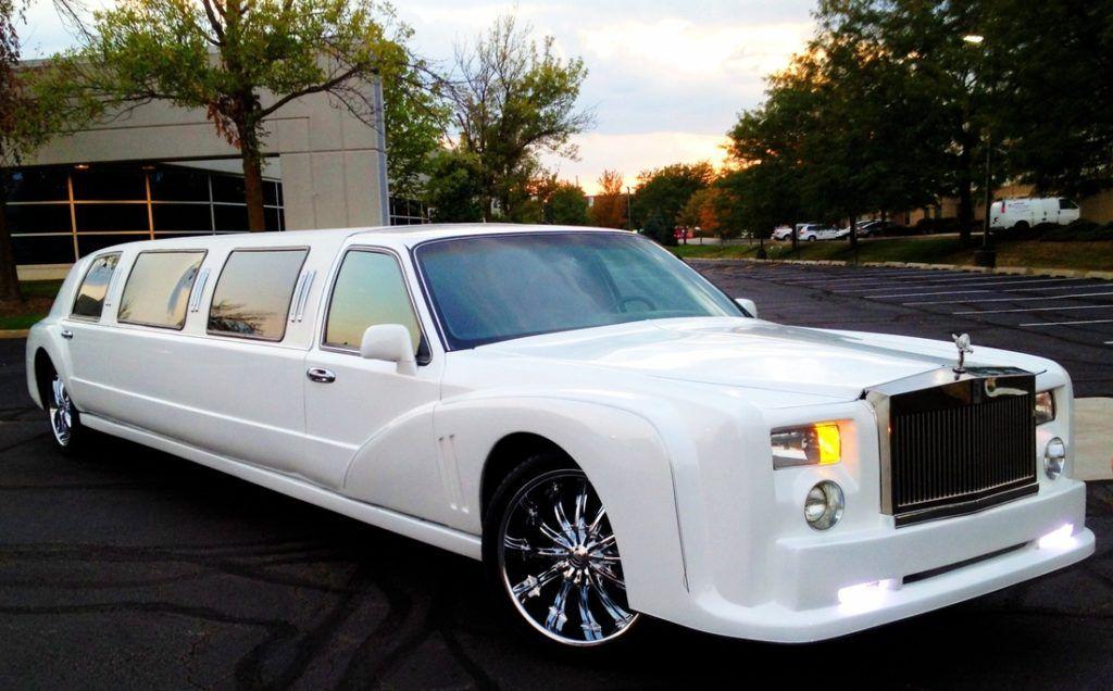 oakville wedding limousine