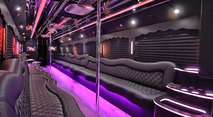 oakville party bus